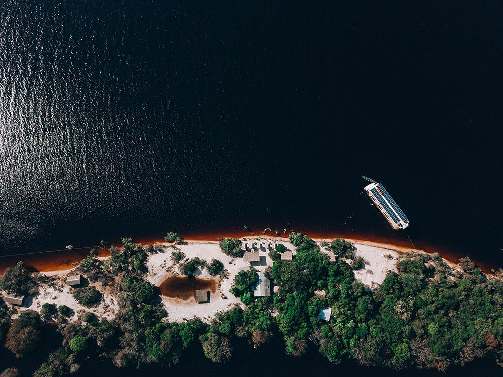 Untamed Amazon, cruzeiro sustentável na Amazônia. (Foto: @temaiseme)